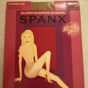 New Womens Spanx By Sara Blakely Super Shaping
